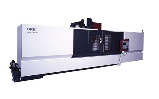 Máy phay CNC Okk KCV1000