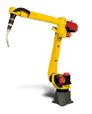 Robot hàn Fanuc
