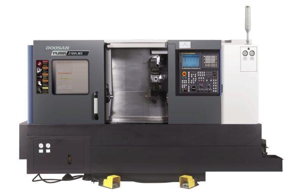 Máy tiện CNC Doosan