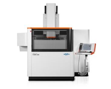 Máy xung CNC AgieCharmilles FORM 300