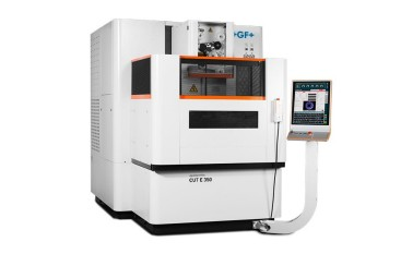 May cat day cnc AgieCharmilles CUT E 350