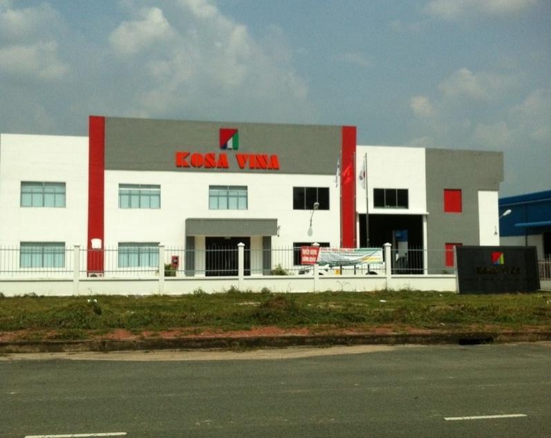 Công ty TNHH Kosa Vina 1