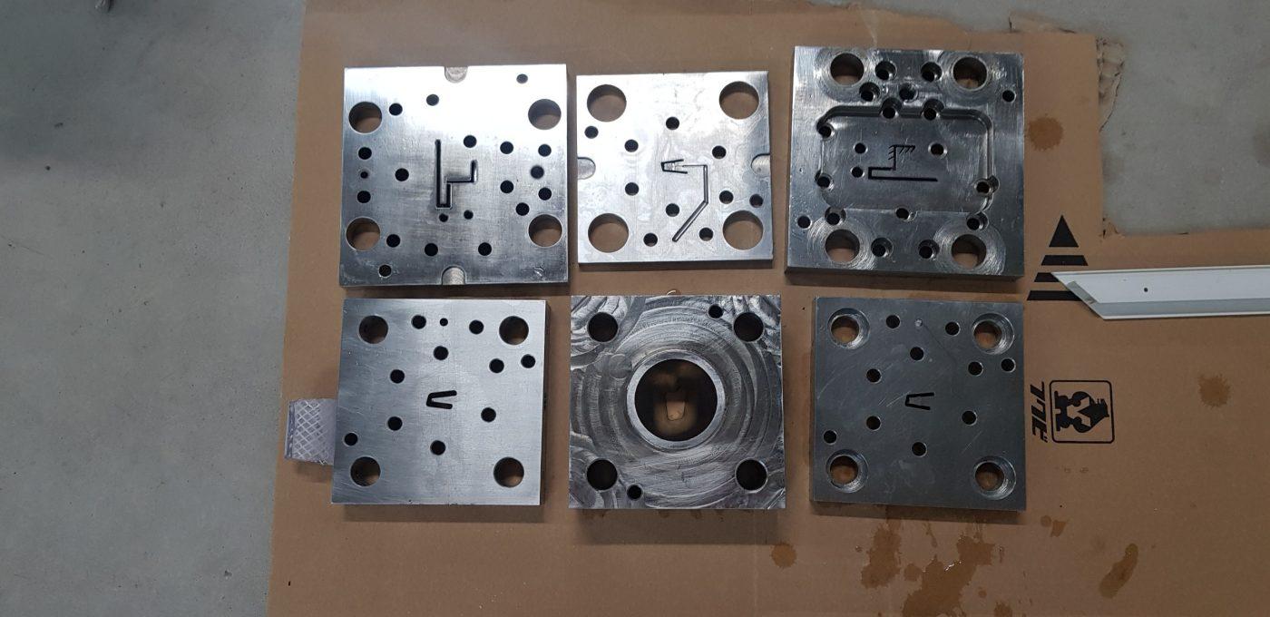Lắp đặt máy rửa khuôn tại công ty Kyoritsu Busan 5