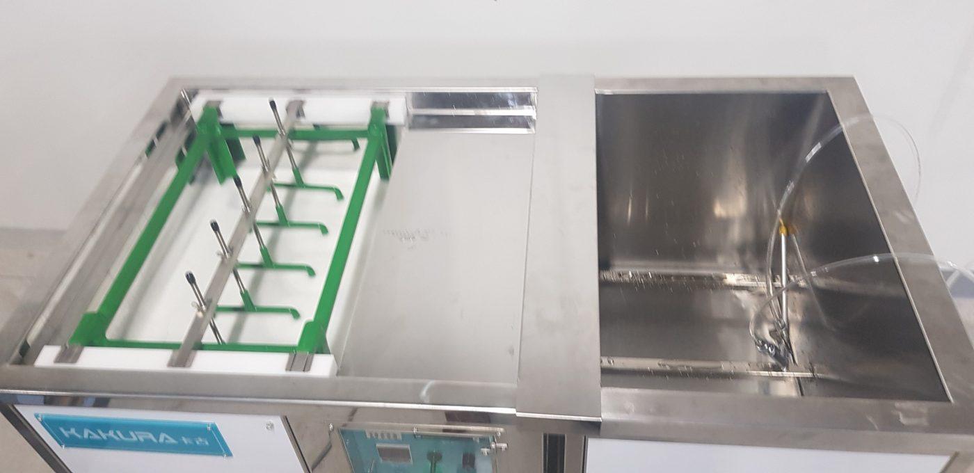 lắp đặt máy rửa khuôn tại công ty fukivi việt nam 4