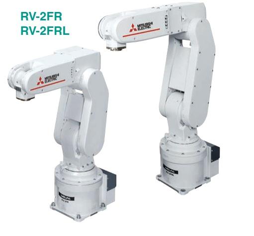 Robot Mitsubishi kiểu đứng rv