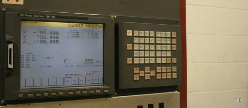 Lỗi trên bộ điều khiển Fanuc 16i 18i