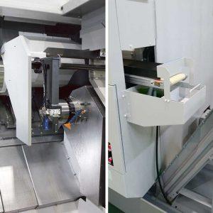 Máy tiện cnc takisawa TM 4000 1