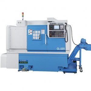 Máy tiện CNC CL 220 chin hung kinwa