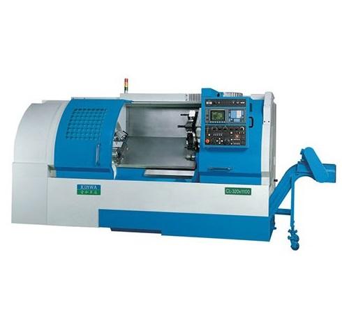 Máy tiện CNC CL 320 chin hung kinwa