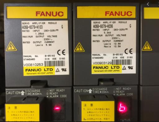 Bảng mã lỗi module Fanuc