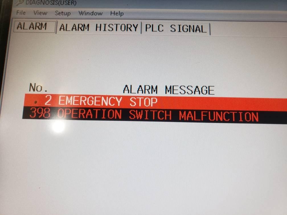 Lỗi máy CNC Mazak – Lỗi PLC mazak – Mazak PLC Alarm List